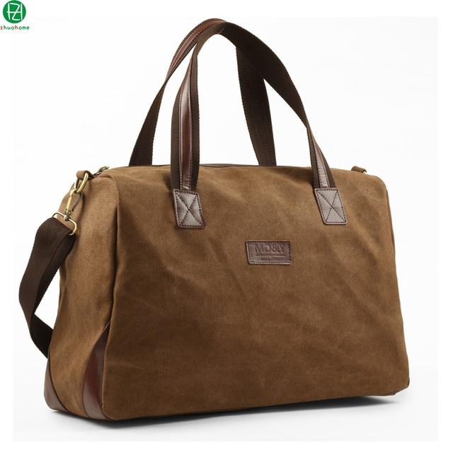 Homens lona viajar saco de grande capacidade homens crossbody sacos de alta qualidade bolsa de ombro homens mochila do vintage sacos de homens mensageiro saco ocasional