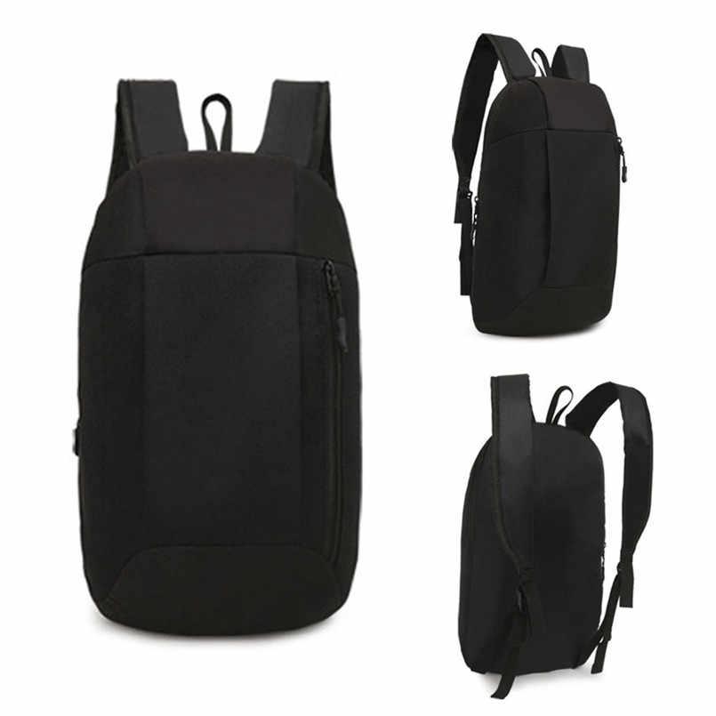 8ce1ca2415546 ... 2019 Unisex Sports Backpack Hiking Rucksack Men Women School bags for  Teenage Girls Simple Versatile College ...