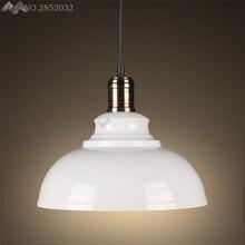 JW_Loft luces colgantes RH Industrial almacén lámparas de país americano Vintage para iluminación restaurante/dormitorio decoración del hogar