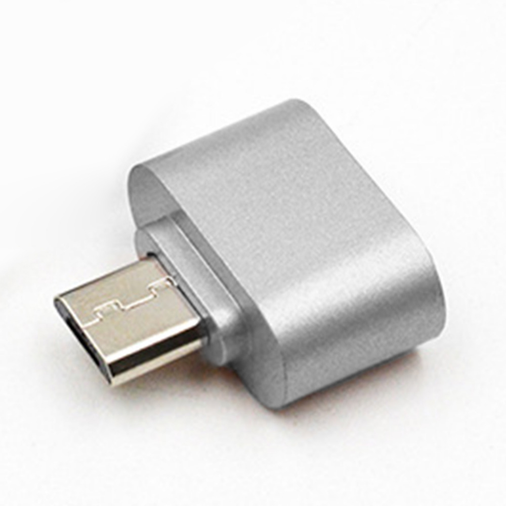 Mini OTG Cable USB OTG Adapter For Samsung  Tablet PC Android OTG Hug De Micro USB To USB Converter Adapter For Xiaomi