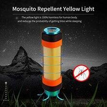 IP68 waterproof T15/T25/T30 Led Camping Lantern Magnet Light USB Charging Outdoor Emergency Power Flashlight Tent Light