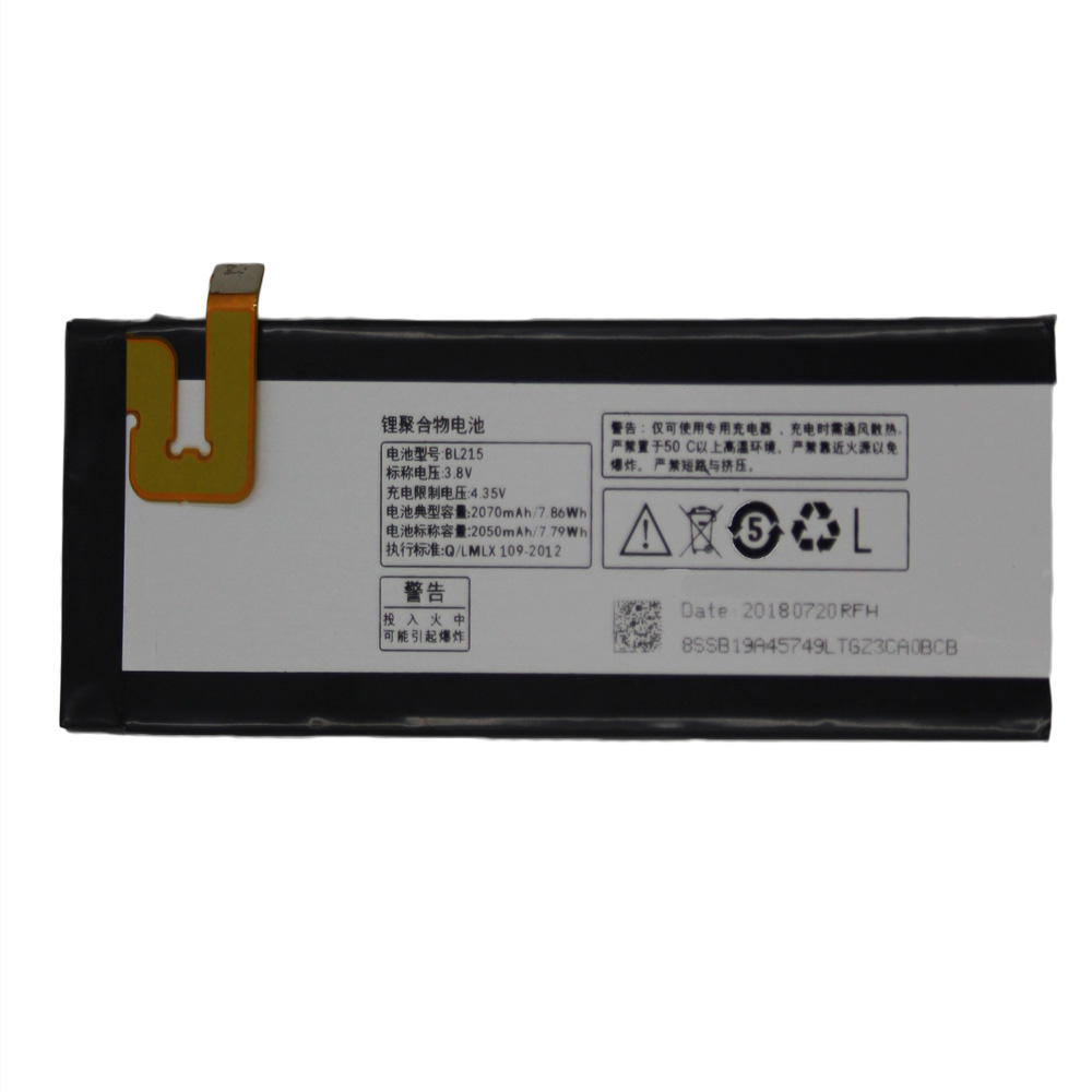 10pcs/lot BL215 <font><b>battery</b></font> for <font><b>Lenovo</b></font> Vibe X <font><b>S960</b></font> <font><b>battery</b></font> for s968T BL-215 Built-in <font><b>battery</b></font> image