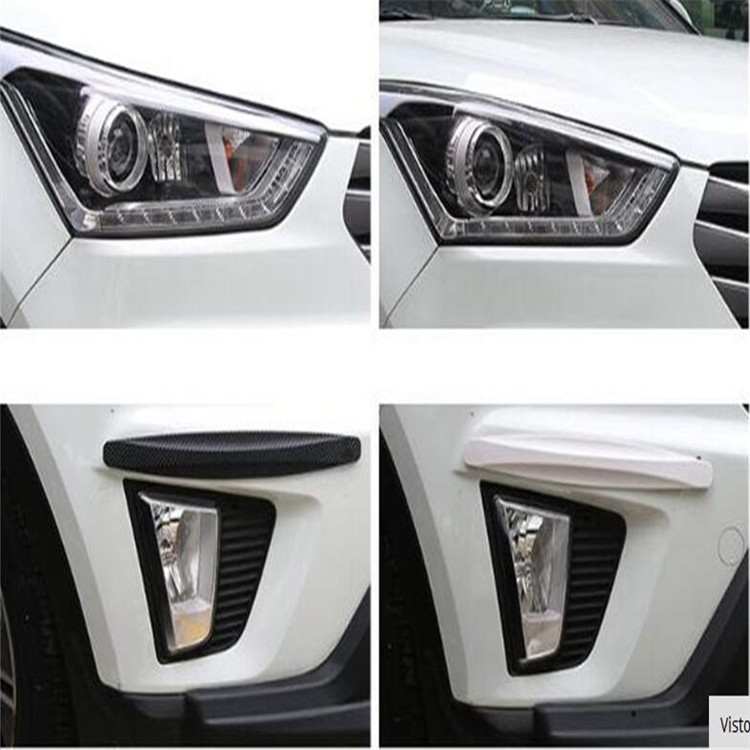 Car styling anti-collision protection sticker for Toyota Corolla Avensis Rav4 Yaris Auris Camry Prius Hilux Verso accessories