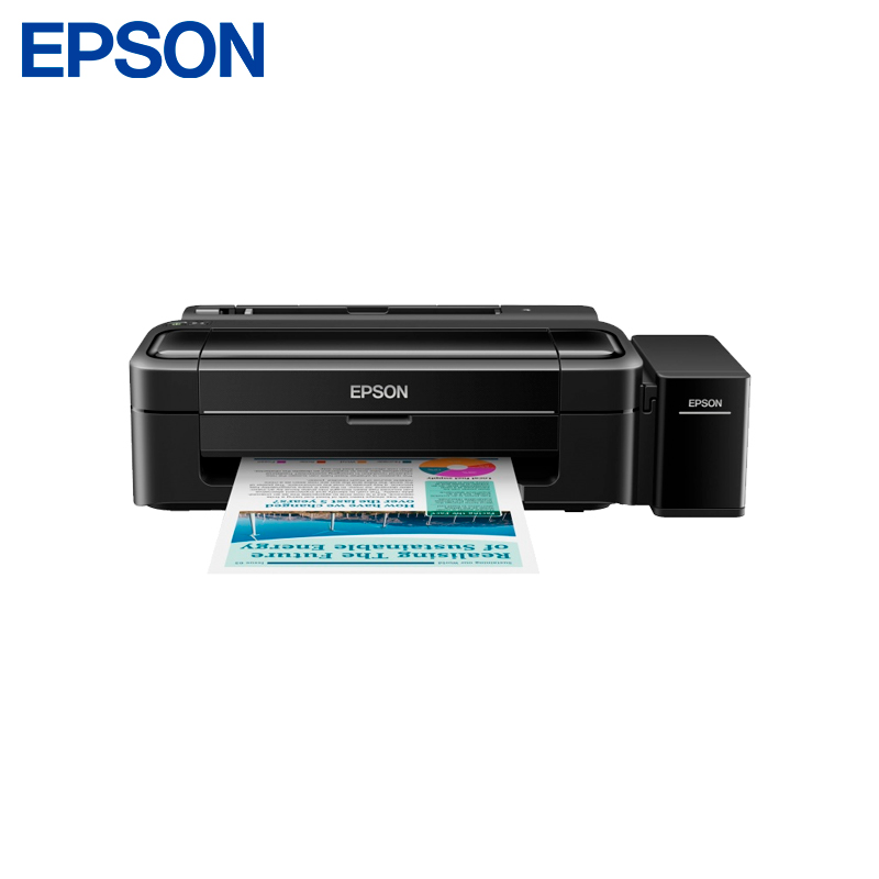 Printer Epson L312 0012 printing factory 58mm portable wifi printer usb mini thermal pos bill printer support unintermittent sticker label qr code printing for business
