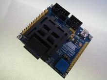 IC51 0324 1488 QFP32 TQFP32 ATmega8 IC test de siège banc dessai prise de programmation prise de rodage nouveau et Original