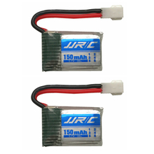 2pcs Original RC Part H8 Mini 150mAh Lipo Battery 3.7V for RC H8 Mini Quadcopter