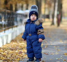 ФОТО 2018 new spring autumn baby boys clothes outwear coat 9m 12m 24m real raccoon fur zipper toddler clothing kids