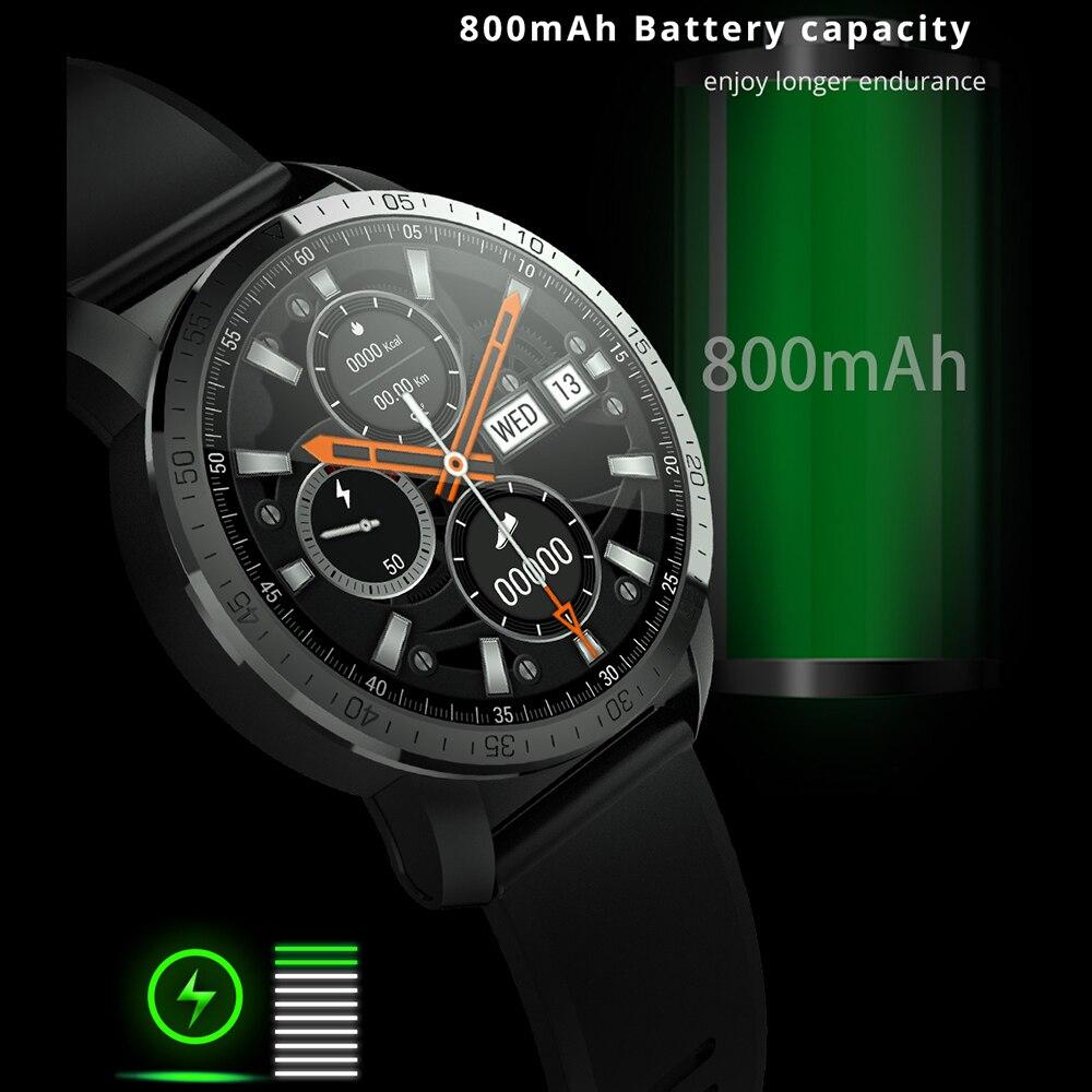 Makibes M3 Pro 4G MT6739+NRF52840 Dual chip 3GB 32GB Smart Watch Phone Android 7.1 8MP Camera GPS 800mAh Answer call SIM TF card Pakistan