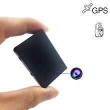 Мини Камера GPS трекер GSM циферблат слушать звук аудио видео запись SOS микро-cam для автомобиля домашних животных Дети