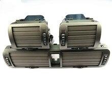 COSTLYSEED ABS Пластик салона передней панели центральный Кондиционер набор розетки для Passat B5 B6 3BD 820 951 3BD 819 701 3BD 819 702