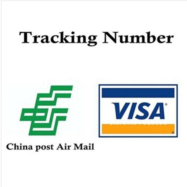Collegamento speciale per pagare il costo di registro e di trasporto Per l'alberino della Cina per la voce differenza di prezzo prezzo aggiuntivo