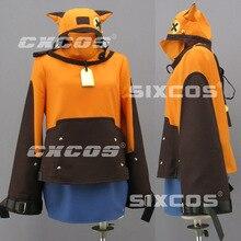 Time Traveller Toki wo Kakeru Shoujo Honoka Kawai Sweater hoodie Cosplay Costume