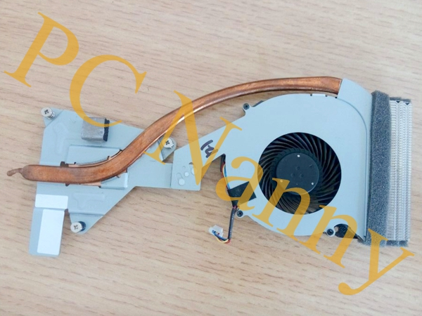 ФОТО For Sony SVE151A SVE171 MBX-266 MBX-267 Heatsink Cooler Cooling Fan