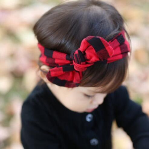 Girls Fashion Knot Headbands Cotton Hair Accessories for Women Girls Newborn Flower Hair band Kids Head Wrap Headwear W284 3