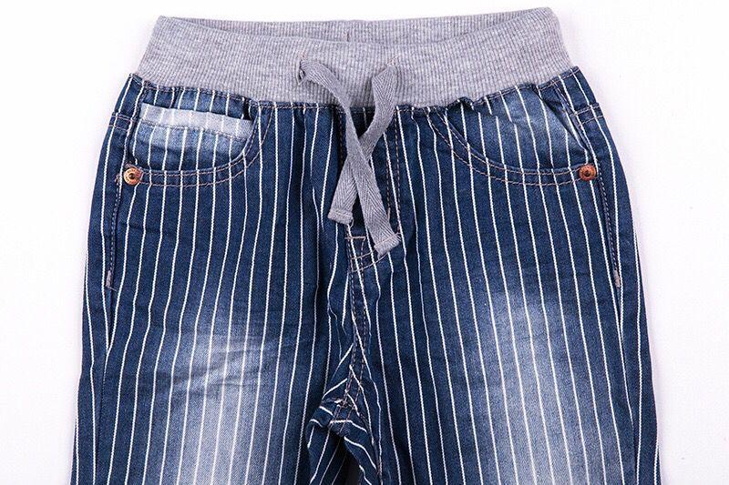 2017-Boys-Jeans-For-Spring-Summer-Denim-Stripe-Elastic-band-Baby-Jean-Kids-Pants-Children-Trousers-2