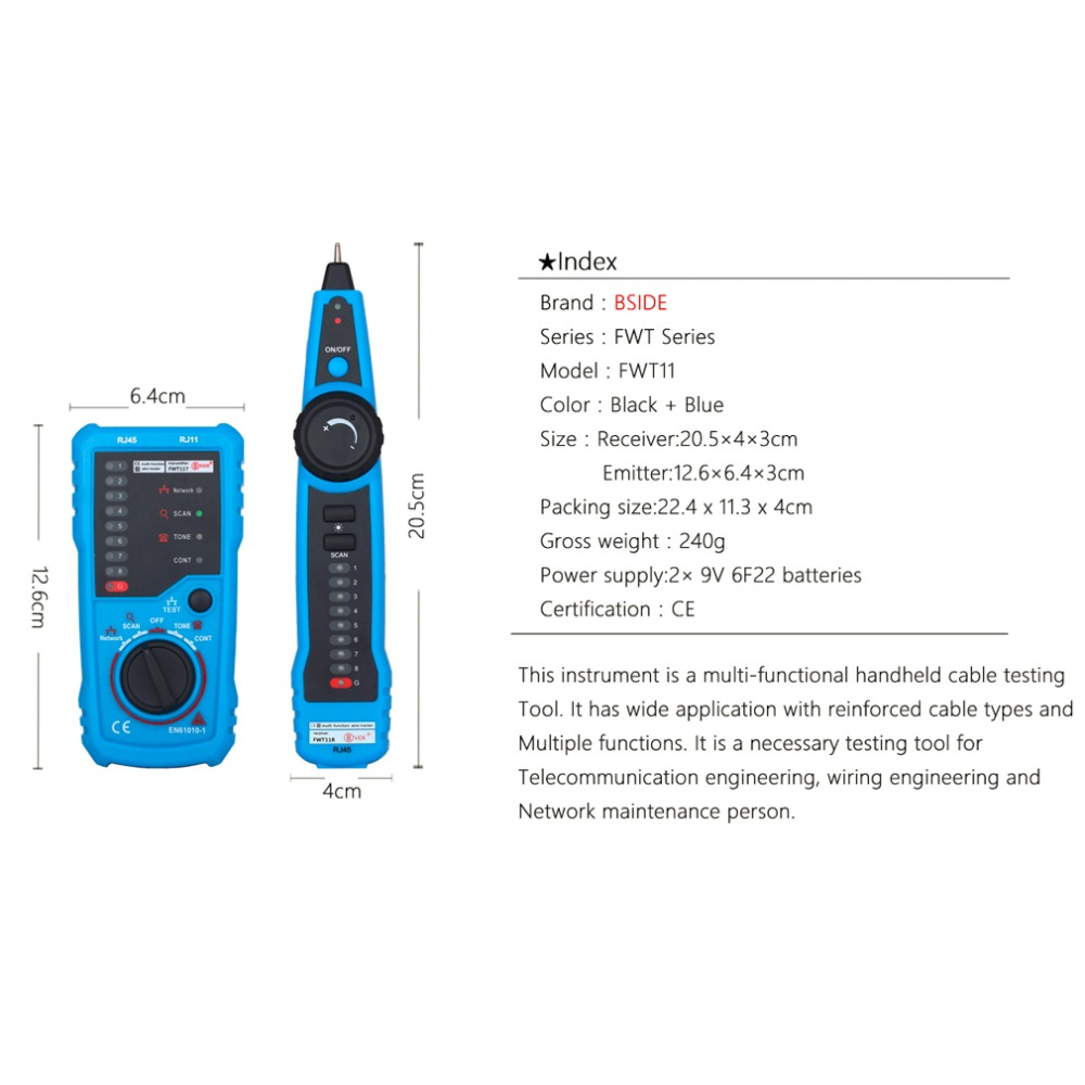 Aliexpress.com : Buy High Quality RJ11 RJ45 Cat5 Cat6 Telephone Wire ...