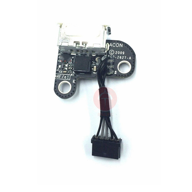 "A1342 DC Jack POWER BOARD for MacBook Unibody 13"" Late 2009 Mid 2010 to Apple MAGSAFE 820-2627-A"