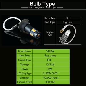 Image 4 - 2 chiếc H3 Cao Cấp cho Xe Hơi Sương Mù LED 12V Đèn Cho Xe Lexus LX470 ES300 IS300 SC430 GX470 Subaru Tribeca Impreza Di Sản