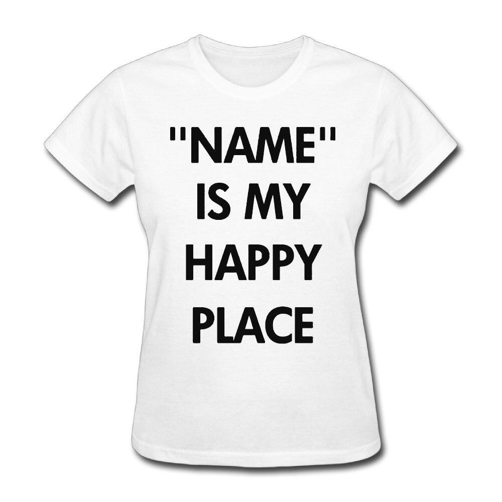 place cool shirt happy dry symbol woman shirts sleeve cotton short