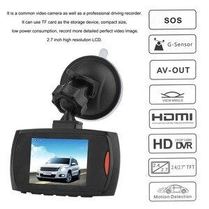 HD 720P Car DVR Camera Dash Ca