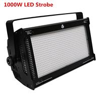 1000W Atomic Strobe Light Warm White RGB 3in11000w RDM dmx strobe flash lights Professional DJ Disco Stage Lighting