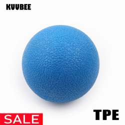 Lacrosse Ball Fitness Entlasten Gym Trigger punkt Massage Ball Training Fascia Hockey Ball