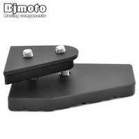 Motorcycle Part Kickstand Sidestand Side Stand Extension Enlarger Plate Pad For BMW F800GS F700GS F650GS