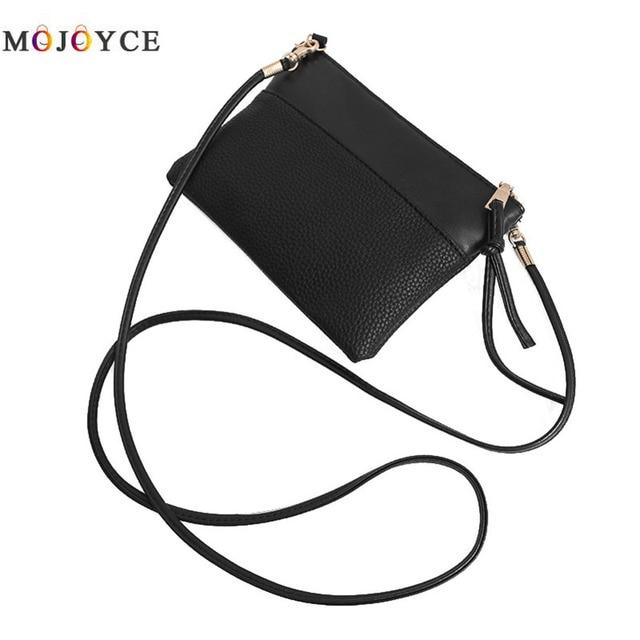 Leather Shoulder Cross body Handbag 4