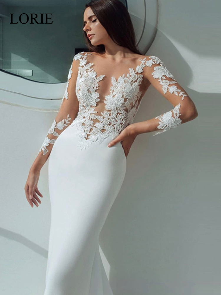 a319c9195d best elegant white lace wedding dress ideas and get free shipping ...