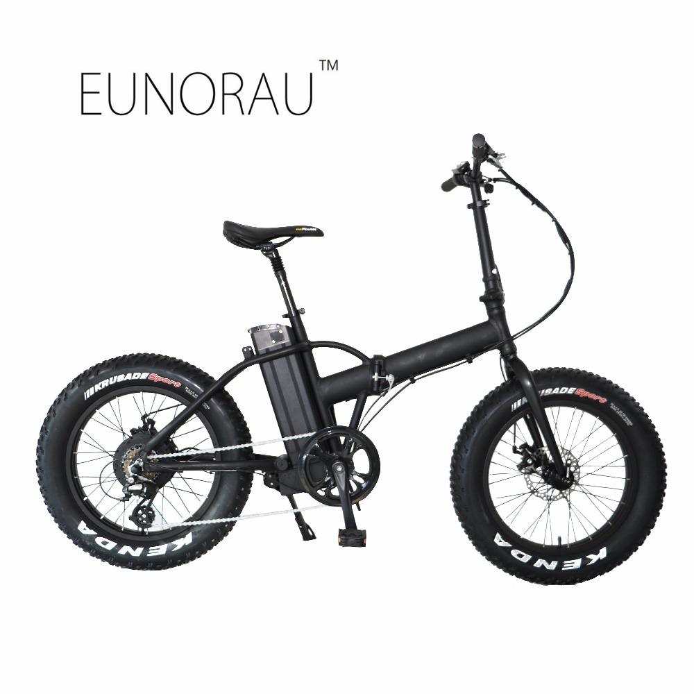 Drop shipping USA CANADA High font b Speed b font Fat tire electric bike 20 inch