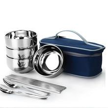 Dinnerware Stainless Outdoor storage