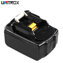 Makita 18V 6000mAh Replacement Lithium-Ion Battery for BL1860B BL1850 BL1845 BL1850B BL1830B 194204-5 Lxt400 Cordless Power Tool