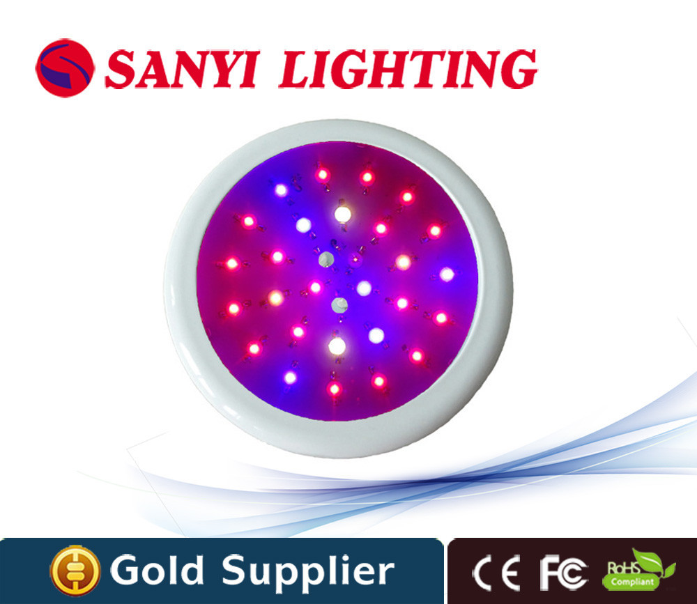 Full Spectrum 30W LED Grow Light Red/Blue/White/UV/IR AC85~265V Led Plant Lamps Best For Growing and Flowering full spectrum 1600w led grow light red blue white warm uv ir ac85 265v smd5730 plant lamp for indoor plant growing and flowering