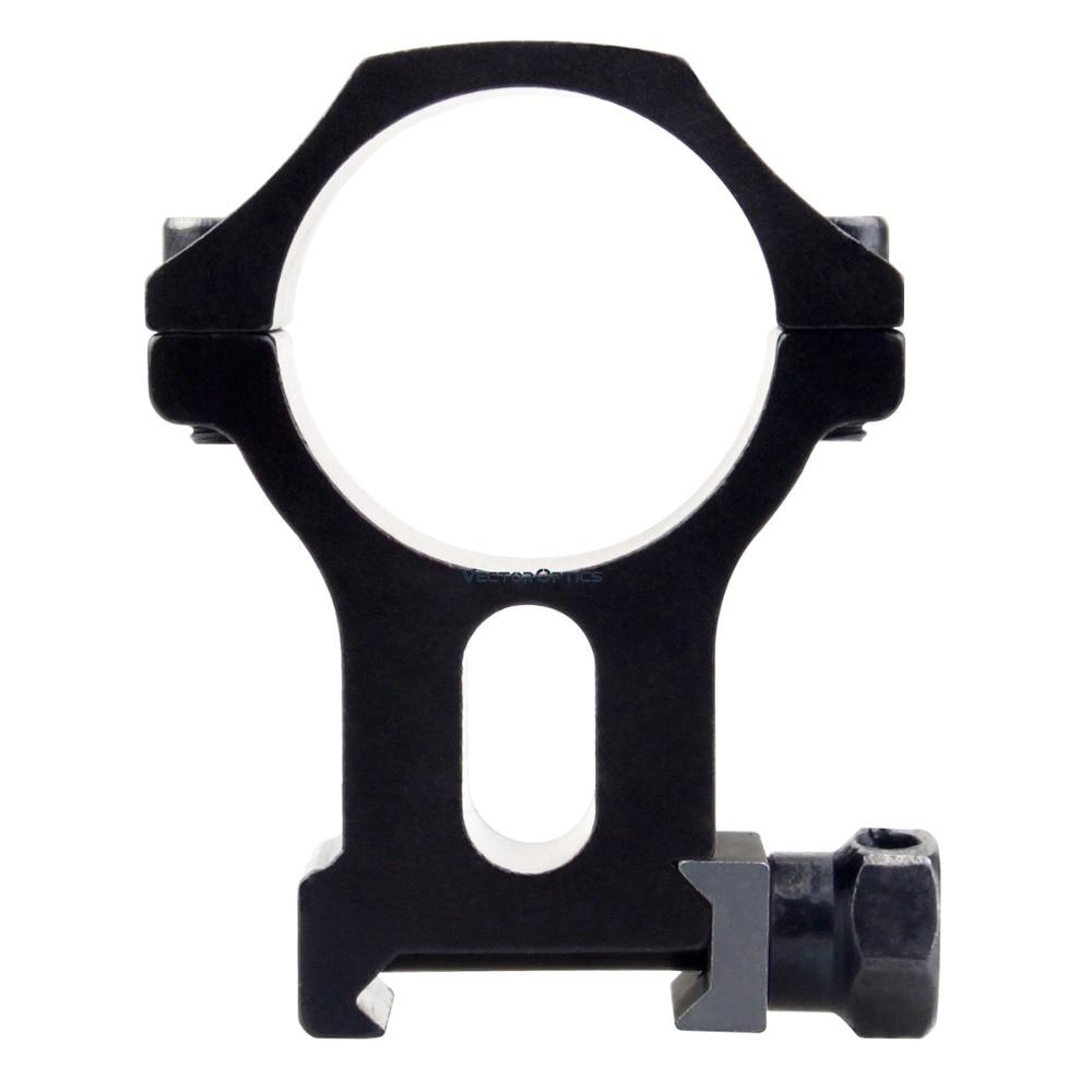 30mm X-Accu Picatinny Rings High Acom 3
