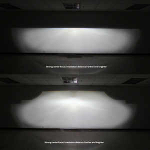 Image 5 - 2.5 inch Fog Light Bi Xenon Projector Lens 35W Xenon Kit For Toyota/Ford/Universal/Nissan Full Metal Auto H11 bulbs hid retrofit