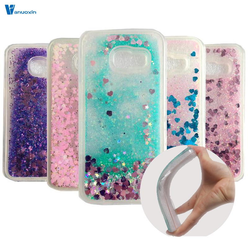 glitter liquid soft tpu case sfor funda samsung galaxy a3 2017 case for coque samsung a3 2017. Black Bedroom Furniture Sets. Home Design Ideas