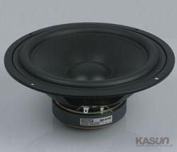 1 sztuk KASUN QA 8100 8 cal głośnik niskotonowy głośnik kierowcy papieru stożek 8ohm/140W Dia 218mm Fs 45Hz w Akcesoria do głośników od Elektronika użytkowa na