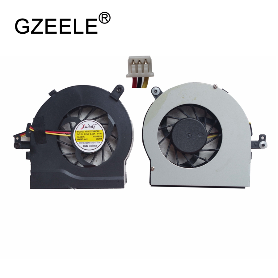 GZEELE new Laptop cpu cooling fan for Lenovo for Ideapad