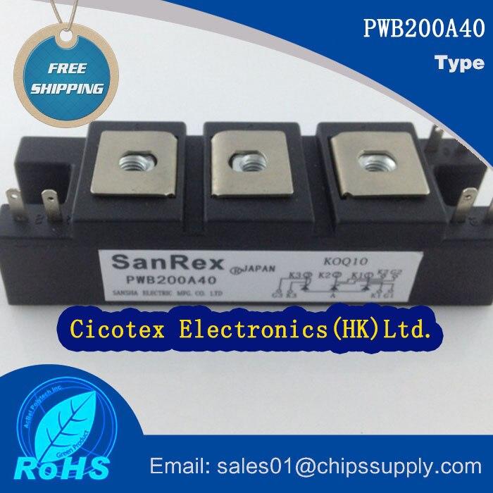 PWB200A40 power modulePWB200A40 power module