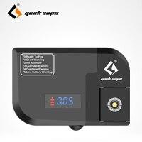 Oryginalny GeekVape Tab Pro Czytnik Omów Metr e-cig Ohm Metr/Spadek Napięcia Checker/Wypalania Test Station wielofunkcyjne Urządzenie