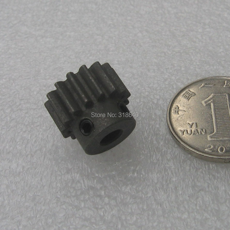 Spur Gear pinion 1M 15T 15Teeth Mod 1 Width 8mm Bore 5mm 6mm Right Teeth A3 steel CNC gear rack transmission industry spur gear pinion 2m 15t 2 mod gear rack 15 teeth bore 12mm keyway 4mm 45 steel cnc rack and pinion