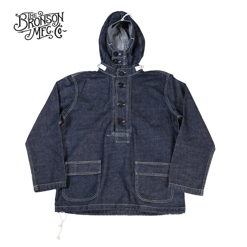 1940-х годов Usn комбинезон пуловер халат темно-9 унц. кромки джинсовой пуловер парка Бронсон 8,5 унц. камуфляж Hbt толстовки Для мужчин Sub куртка