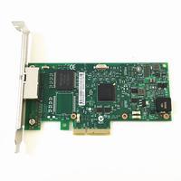 intel I350 T2 Server Adapter PCI Express Dual port RJ45 10/100/1000Mbps Gigabit server network card China OEM Unit