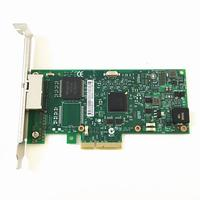 intel I350 T2 Server Adapter PCI Express Dual port RJ45 10/100/1000Mbps Gigabit server network card China OEM Unit