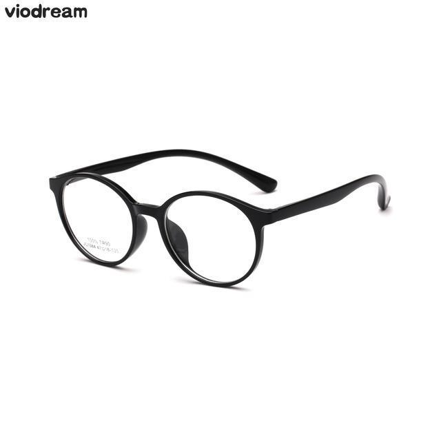 Viodream Retro Tr90 Big Box Round Glasses Frame 10 14 Years old boy girl  Prescription Eyewear Spectacle Frame Oculos De Grau-in Eyewear Frames from  ...