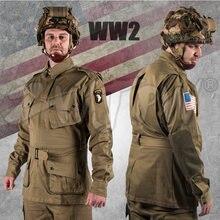 2МВ армия США военный 101 воздушно-десантные костюмы униформа США/501101