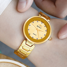 Ladies Watches Jewelry Bracelet Gold Female Quartz Women Diamond Rhinestone Strap Watches Relojes Mujer Montre Femme