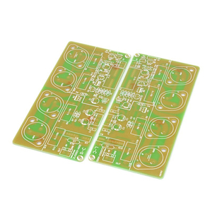 Image 3 - SUQIYA Free shipping A pair of HOOD JLH2003 gold sealed tube power amplifier PCB