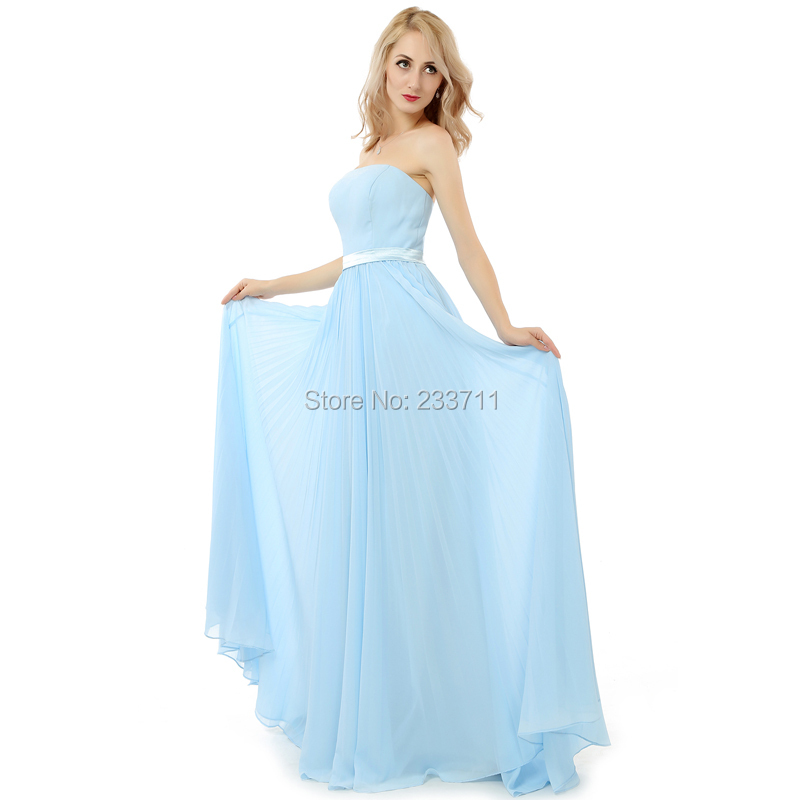 Baby blue dresses cheap