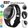 6PCS E07 Bluetooth Sports Smart Bracelet Band Bangle Watch Pedometer Fitness Tracker Smartband Waterproof for Android iOS Phone
